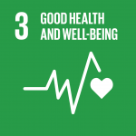 SDG-Ensure healthy lives and promote well-being for all at all ages