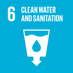 SDG-Ensure availability and sustainable management of water and sanitation for all