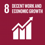 SDG-Promote sustained, inclusive and sustainable economic growth, full and productive employment and decent work for all