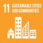SDG-Make cities and human settlements inclusive, safe, resilient and sustainable