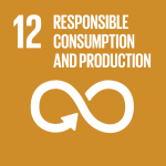 SDG-Ensure sustainable consumption and production patterns